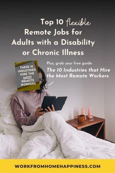 Work From Home Companies, Work From Home Jobs, Career Advice, Career Ideas, Find Work, Feeling Lost, Career Coach, Chronic Illness, Disability