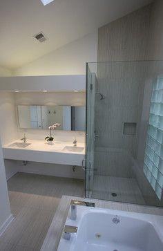 Zen Bathroom Remodel in East Lakeview - asian - bathroom - chicago - by Design Build 4U Chicago
