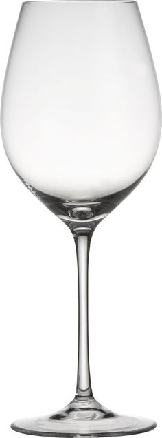 Oregon - Classic wine shape is crafted with pulled stem and fire-polished rim.  Machine-made using the latest technology to resemble the quality of handblown stemware at an everyday price. Pulled stemHand washing recommendedMade in Slovakia.