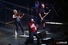19 июля в СК «Юбилейный» группа «КняZz» сыграла концерт памяти Михаила Горшенева«Будь как дома, путник…».