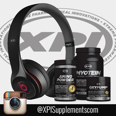 Follow us on instagram (@xpisupplementscom) for your chance to win ALL THIS!