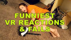 Funniest VR Reaction Compilation Game 2017 New Hot Virtual Reality Reactions Epic Game Fails Ever