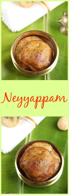 Neyyappam is Kerala Special Dessert made with rice flour and jaggery .Perfect as a tea time  snack or dessert