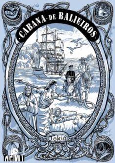 Cabana de Balieiros. Autor: Tokio . Sinopse: Cabana de Balieiros é unha historia que mestura acción, aventura e intriga nunha vila baleeira de finais do século XIX. SIGNATURA: COMIC-G-5