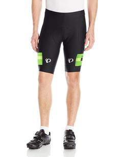 Pearl iZUMi Mens Pro Escape Shorts Black/Screaming Green Segment XXLarge *** See this great product. (This is an affiliate link)