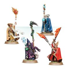 Collegiate Arcane Mystic Battle Wizards | Boutique en ligne Games Workshop