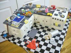 Kitchen cake!