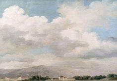 clouds by Kunstkopie.de