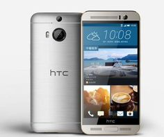 HTC One M9+ Officially Launched with QHD Display