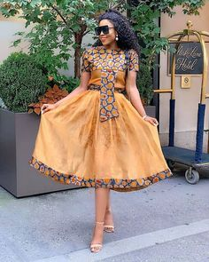 Hello Beautiful And Lovely African Ladies Today We bring you latest and newest on Ankara styles that will wow your next look.Ankara styles are the best in Ankara Styles For Women, Beautiful Ankara Styles, Ankara Dress Styles, Latest Ankara Styles, Ankara Gowns, African Print Dresses, African Dress, Robes Ankara, African Prints
