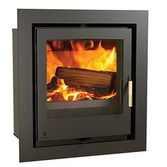Buy Arada Aarrow kW Flexifuel Multi Fuel Wood Burning Stove Black from Fast UK Delivery and lowest prices guaranteed. Inset Stoves, Wood Fuel, Multi Fuel Stove, Wood Burning, Home Appliances, Open Plan, Design, Home Decor