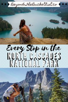 This is your complete guide to road-tripping the North Cascades National Park.  Your insider guide to all the best hikes, viewpoints, and scenic byways in Northern Washington.   | Washington Road Trip | Washington National Parks | Washington Road Trips | North Cascades National Park Itinerary | Best of North Cascades National Park | Hiking North Cascades National Park | Cascade Pass |  USA Roadtrip | Artist Point | Hiking Washington |
