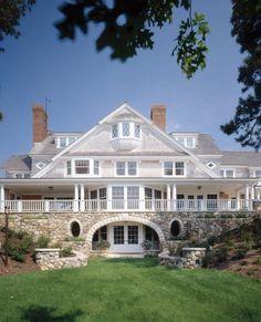 Cotuit Residence > Hutker Architects — Martha's Vineyard, Cape Cod and Nantucket