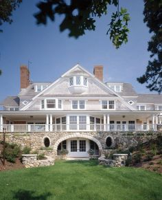 Cotuit Residence > Hutker Architects — Martha's Vineyard, Cape Cod and Nantucket