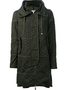 MONCLER Albatre Crochet Coat
