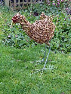 Pukako Willow Sculpture