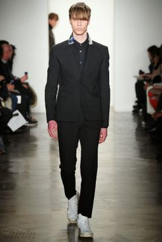 2014/2015 MERCEDES-BENZ FASHION TRENDS   Tim Coppens - Fall/Winter 2014/2015   Brazil Male Models