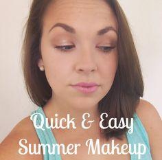 Quick & Easy Summer Makeup Tutorial