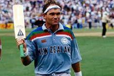 Ex New Zealand Captain Martin Crowe dies of cancer Martin Crowe, Best Player, Immune System, World Cup, Cricket, New Zealand, Cancer, Polo Ralph Lauren, Running