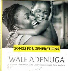 Wale Adenuga - Songs For Generations - CD