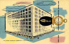 Rike's Department Store- Dayton, Ohio