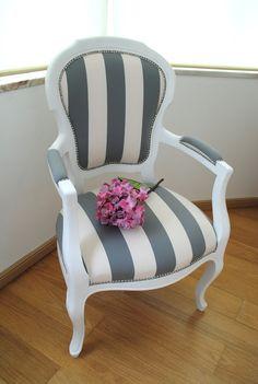 Reciclar cadeira #2 ** Recycling a armchair #2
