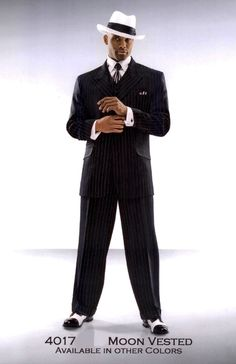 1940's men's suit formal wear