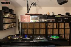 room of the week 59 – DJ Othello   DJ rooms