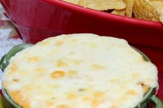 Roasted corn Chip Dip #chipdips #warmdips #partyfoods