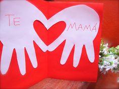 Tarjeta de Corazón!!   #Artividades