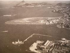 foi um RIO que passou » Blog Archive » Aérea, Ponta do Calabouço segundo Agache, final dos anos 20