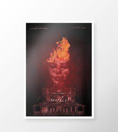 """Echa un vistazo a mi proyecto @Behance: """"Mother! fan poster"""" https://www.behance.net/gallery/62833139/Mother-fan-poster"""