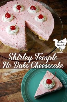 Whip up a sweet dessert with this Shirley Temple N…Edit description