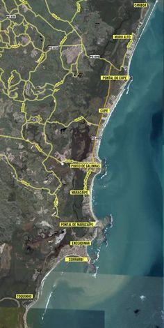 Porto de Galinhas - Praias