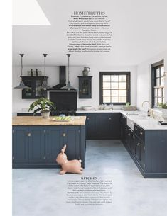 Kempshott Road – A stunning 5 bedroom Victorian location house in Streatham Common Living Etc, Dream Book, Kitchenette, New Kitchen, Kitchen Ideas, Home Improvement, Kitchen Cabinets, Victorian, Bedroom