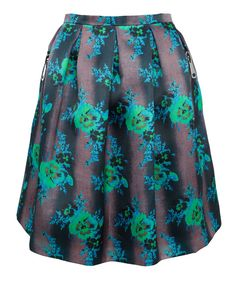 Christopher Kane Silk Skirt