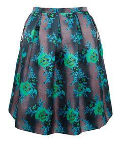 Christopher Kane Silk Skirt