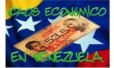 Más de lo mismo. Venezuela reconoce con las medidas de desdoblamiento cambiario la falta de divisas, por lo que ahora implementa una subasta para que los importadores accedan a la poca que existe, lo que indica más inflación a la vista, conduciendo al... Caos económico en Venezuela