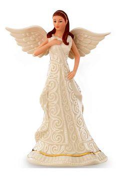 RP: Inspirational Angel Hope Figurine - Lenox.com