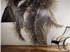 Papier peint lavable panoramique en vinyle CUBA LIBRE