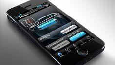 Outlander PHEV smart phone app