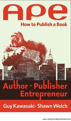 Self-Published Authors Must Act Like APEs
