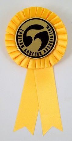 Surf Logo Ribbon - Third Place