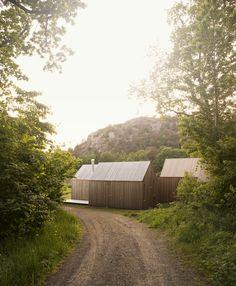 Mikro Cluster Cabins by Reiulf Ramstad Arkitekter | iGNANT.de
