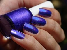 Little Orchid by Kelly Cris | Esmaltes da Kelly