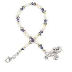 JDRF & Diabetes Awareness Bracelet