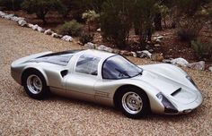 #Porsche 906 #Carrera. If memory serves, I saw Jim Hall race with this at the Santa Barbara airport circa 1968. I also made the Revell model.