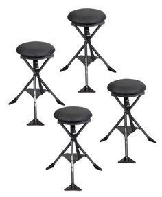 Pin It :-) Follow US :-))  zCamping.com is your Camping Product Gallery ;) CLICK IMAGE TWICE for Pricing and Info :) SEE A LARGER SELECTION of camping stools at http://zcamping.com/category/camping-categories/camping-furniture/camping-stools/ -  hunting, camping, portable chair, camping stools, camping gear, folding chair, camping chair, chair, camping accessories - Set of 4 – GCI Portable Swivel Sports Stool « zCamping.com