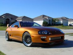 Titan Motorsports single turbo street racing supra. THE drifting car
