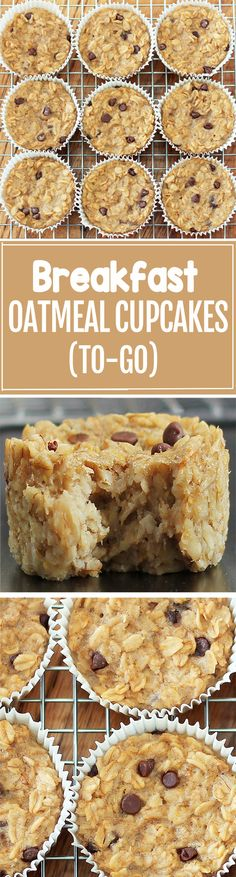 Cook just once, and you get breakfast for an entire month with these healthy baked oatmeal cups